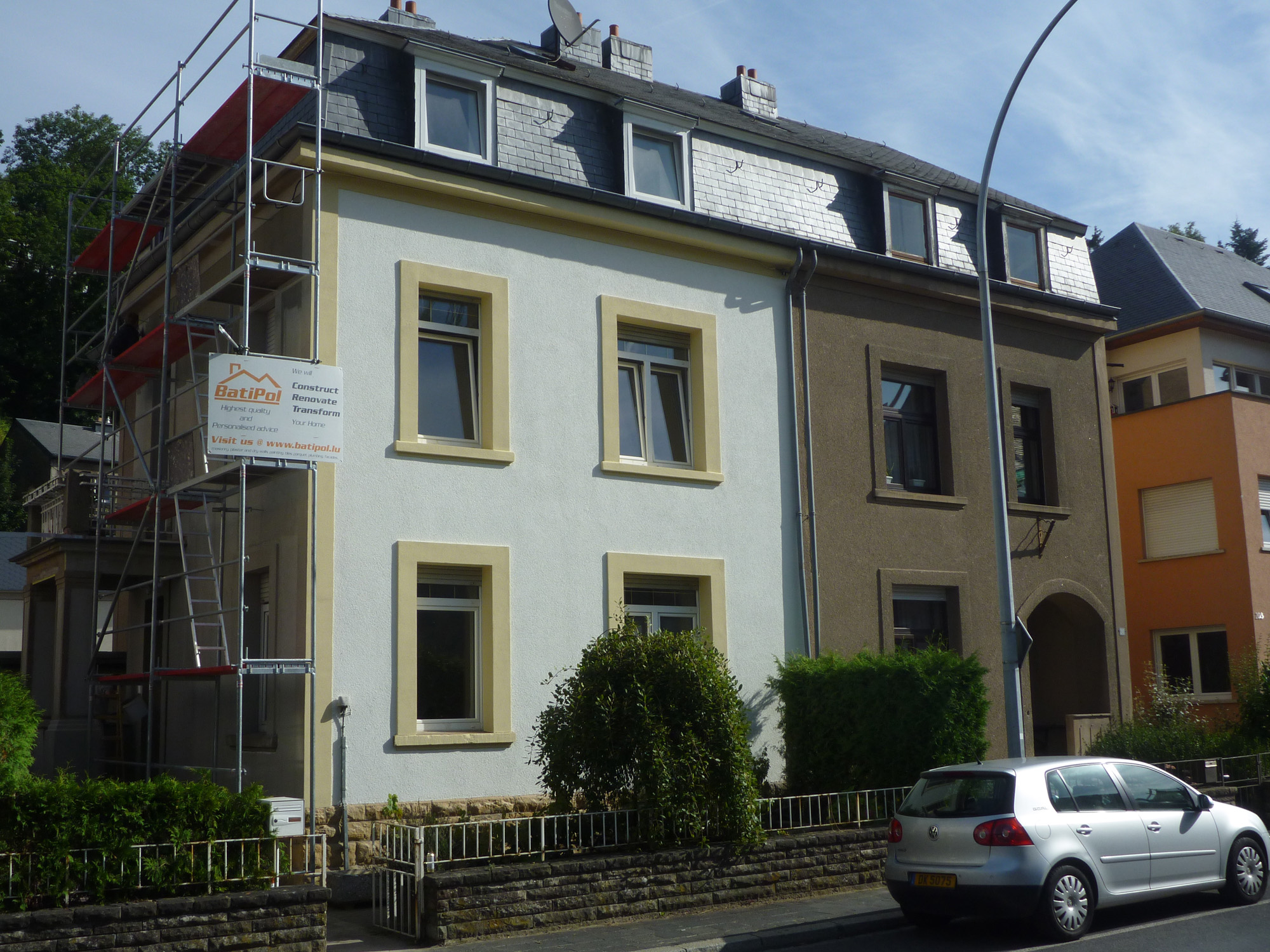 House luxembourg rollingergrund batipol for Luxembourg homes